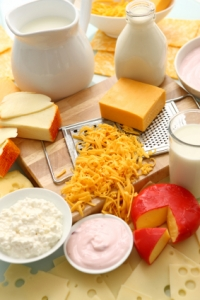 Intolerances to Dairy Products