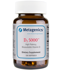 Metagenics D3 5000